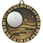 Golf 3-D 3-D Series Medal Awards