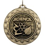 Science Spin 360 Series Medal Awards