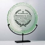 De Soto Plate Artistic Glass Awards