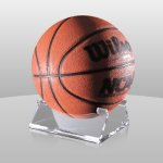 Ball Holder Basketball Trophy Awards