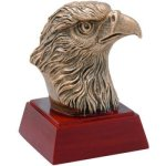 Eagle Head Resin Eagle Resin Trophy Awards