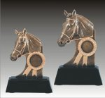Equestrian Sculpture Horse Theme Equestrian Trophy Awards