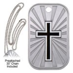 Cross Dog Tag GL Series Dog Tags