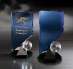 Hideaway Golf Glass and Crystal Awards