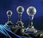 Tee It Up Golf Glass and Crystal Awards