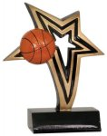 Basketball Infinity Star Resin Infinity Star Resin Trophy Awards