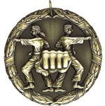 Karate Karate Trophy Awards