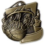 Basketball M2000 Series Medal Awards