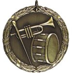 Band Music Trophy Awards