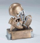 Participation Theme Football Participation Theme Resin Trophy Awards