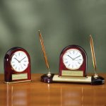 Desk Clock - Domed Secretary Gift Awards